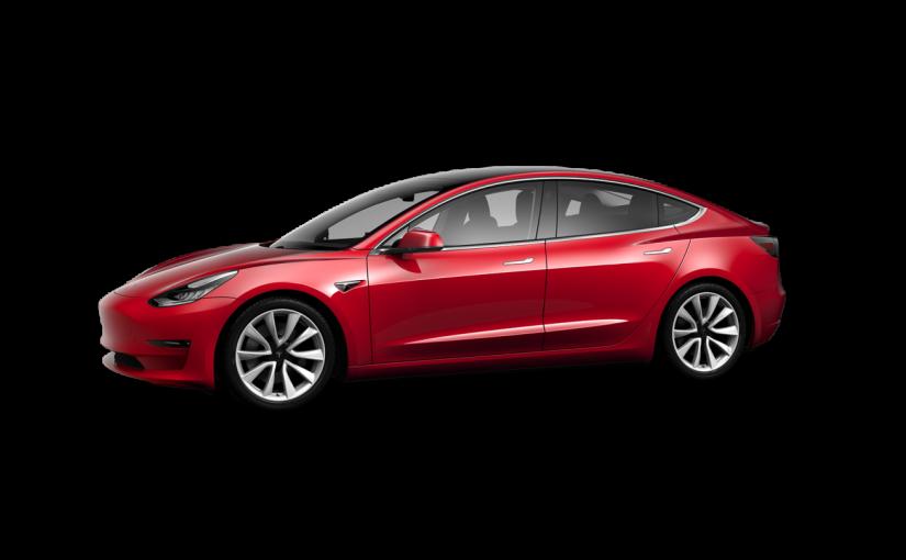 Tesla Model 3 Preise in Euro €