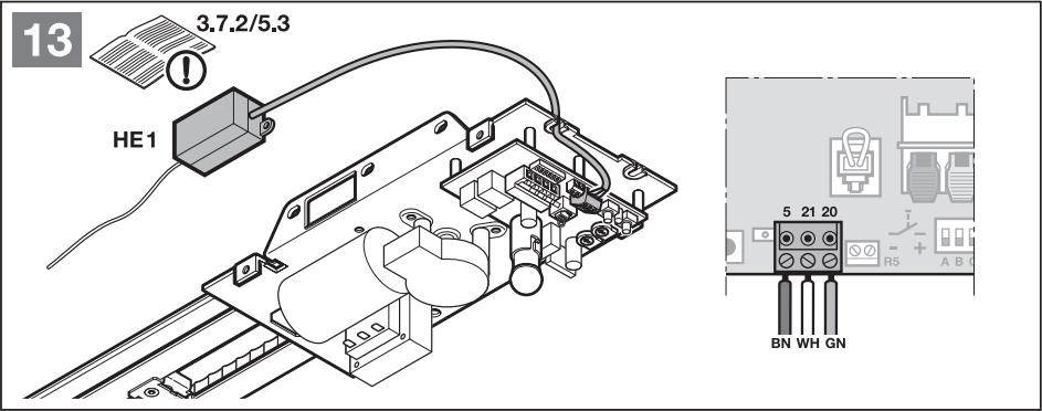 Häufig Homelink Garagensteuerung für Hörmann und Tesla Model 3 – Kurt Huwig IX03