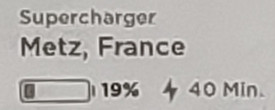 Supercharger Metz mit 19%